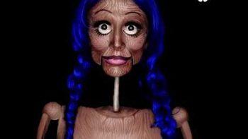 Incredible Makeup Illusion By Mirjana Kika Milosevic