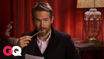Ryan Reynolds Gets Roasted By Ryan Reynolds