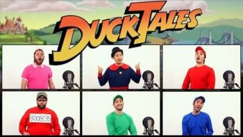 DuckTales Theme Song A Capella