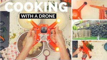 How To Cook Thanksgiving Dinner With A Drone