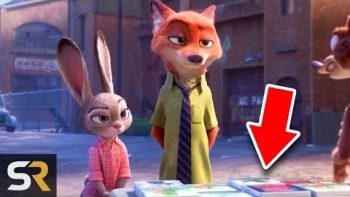 10 Disney Crossover Easter Eggs That You've Never Seen