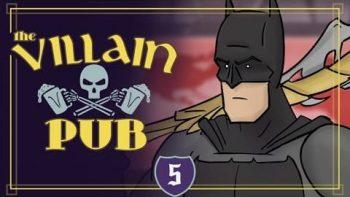 The Boss Battle In A Pub Full Of Villains