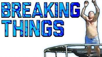 FailArmy Best of: Breaking Things