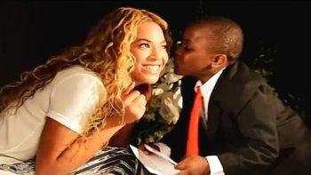 Kid President Interviews Beyonce