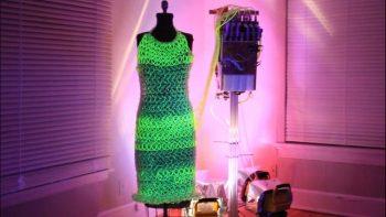 Fluid Light Dress