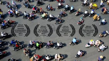 Amazing Time Lapse Of Traffic In Vietnam