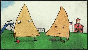 Two Tortilla Chips Joke Animated Short Film