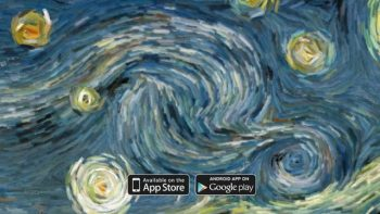 Animated Starry Night