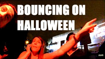Night in the Life of a Bouncer on Halloween