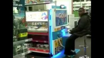 Employees Buy WiiU For Kid Who Comes In Every Day To Play