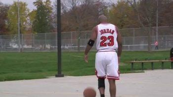 Michael Jordan Surprises His Biggest Fan