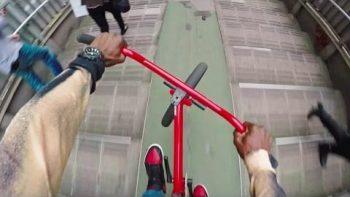 Crazy Tokyo Trip By Pro BMX'er Nigel Sylvester