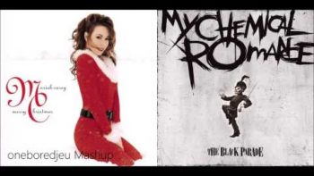 Listen To This Awesome Mariah Carey vs. My Chemical Romance Mashup