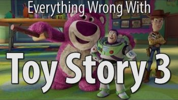 Everything Wrong With Toy Story 3