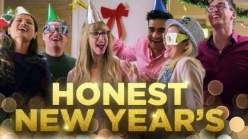 An Honest New Year's Eve Party