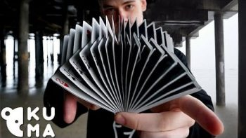 Stunning Card Illusions By Zach Mueller