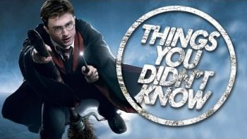 7 MORE Things You (Probably) Didn't Know About Harry Potter!