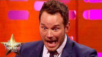 Chris Pratts Epic Card Trick Fail