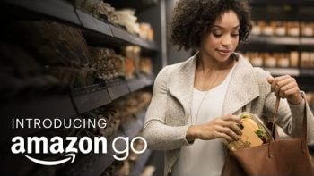 Amazon Builds Supermarkets Without Checkouts