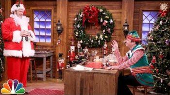 Chris Pratt Plays Mad Lib Theater With Jimmy Fallon