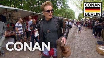 Watch Conans Entertaining Trip To Berlin