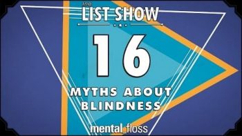 16 Myths About Blindness