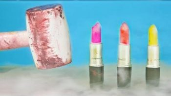 Liquid Nitrogen vs. Makeup