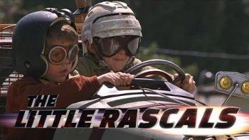 Little Rascals Recut As Furious 7