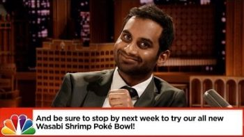 Aziz Ansari And Jimmy Fallon Dramatically Read Bad Yelp Reviews
