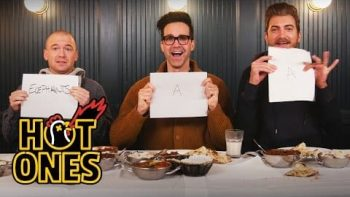 Rhett & Link Eat The World's Spiciest Curry