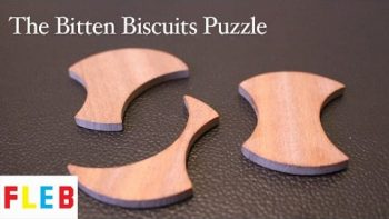 Can You Solve The Bitten Biscuits Puzzle?
