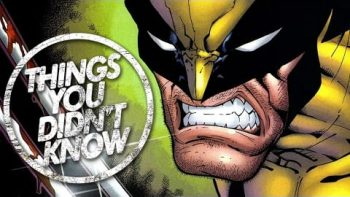 7 Things You Didn't Know About Wolverine