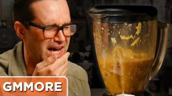 Rhett And Link Make A Movie Theater Smoothie
