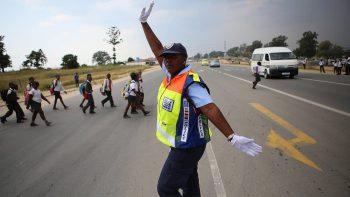 Dorah Teaches Everybody In Traffic To Smile