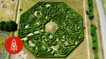 Have A Look Inside The Mind Of The World's Greatest Maze Designer