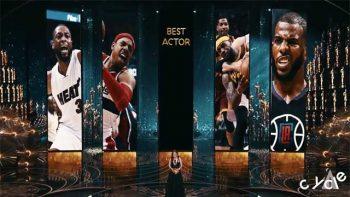 The NBA's Best Actor Award 2017