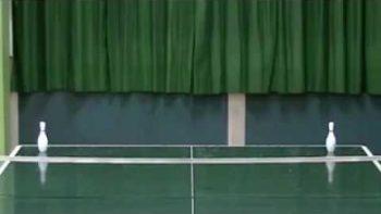 Ping Pong – Boring Meets Trick Shots