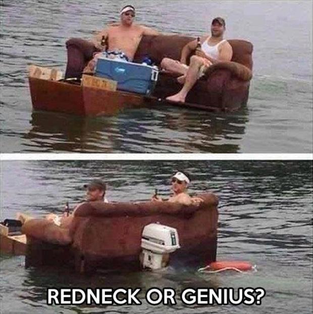 Redneck or Genius?