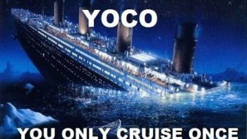 YOCO – You only cruise once