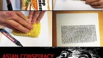 Asian Conspiracy – Ramen