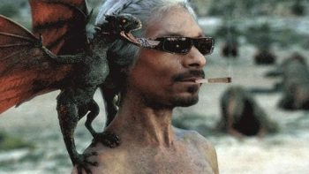 Snoop Dogg as Mother of Dragons