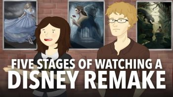 The Five Stages Of Watching A Disney Remake