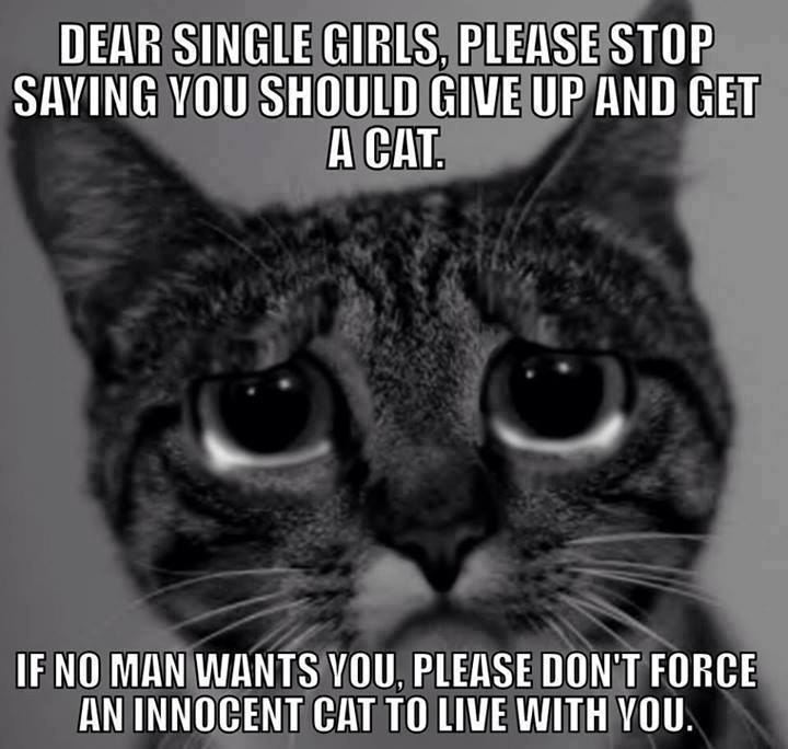 A message to all single girls