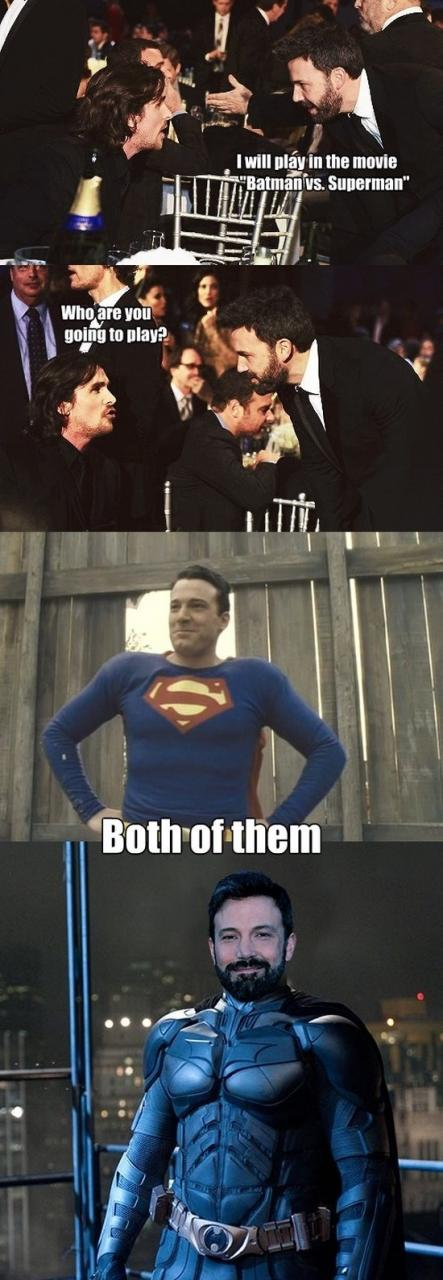 Animated GIF Batman vs. Superman
