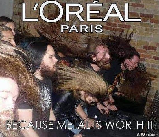 LOreal Metal MEME