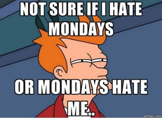 Mondays  and MEME