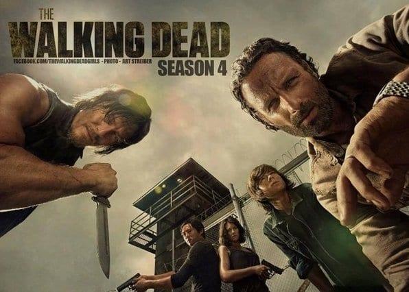 Walking dead season 4 – Coming soon
