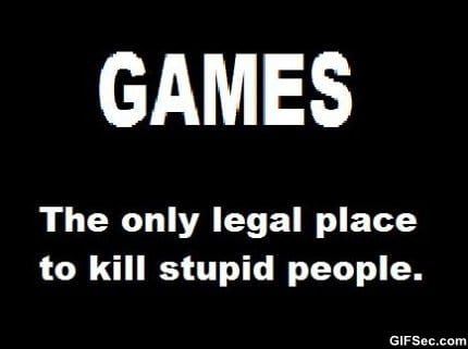 Why i love gaming