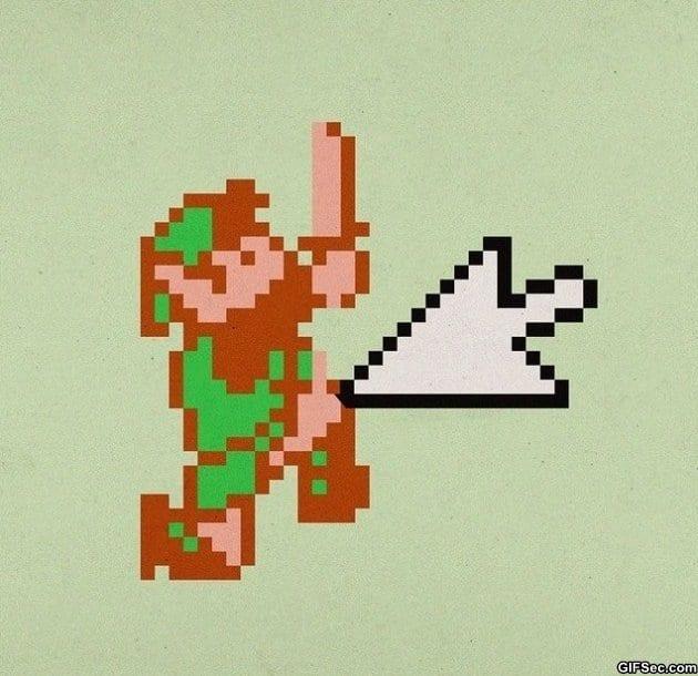 Zelda – Arrow To The Knee