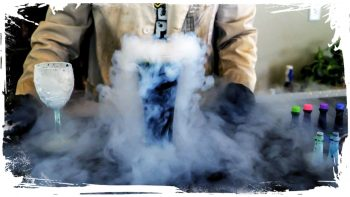 Chemistry Experiment Looks Awesome